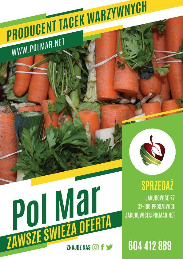 Firma-Pol Mar- Producent tacek warzyw